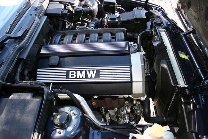 Ваз 2106 двигатель бмв