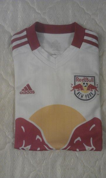 Оригинальная футбольная форма ФК Нью-Йорк RedBull. Adidas купить ... 57874364640