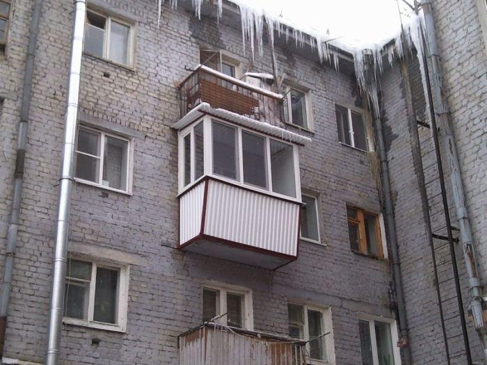 Ремонт аварийных балконов, саратов - ремонт, строительство.