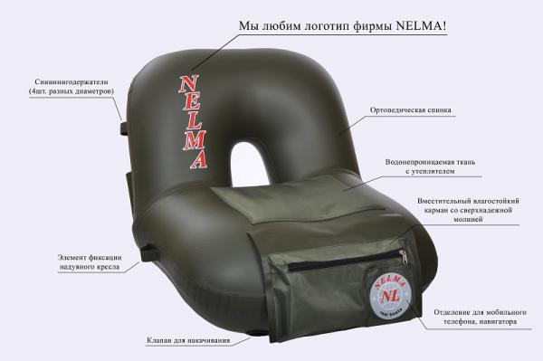 лодка пвх надувные сидения купить в москве